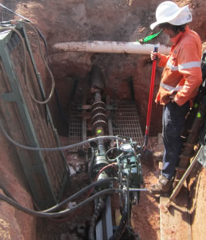 horizontal directional drilling darwin